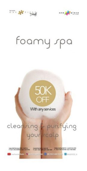 Foamy Spa